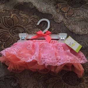 Brand New Newborn Girl's Skirt
